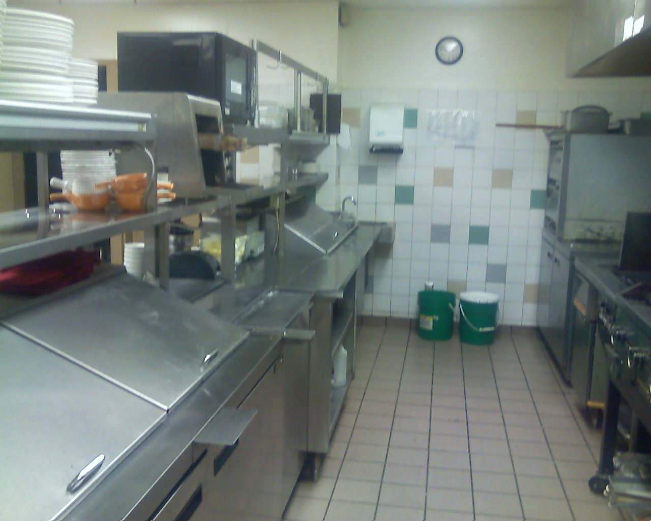 Kitchen Line