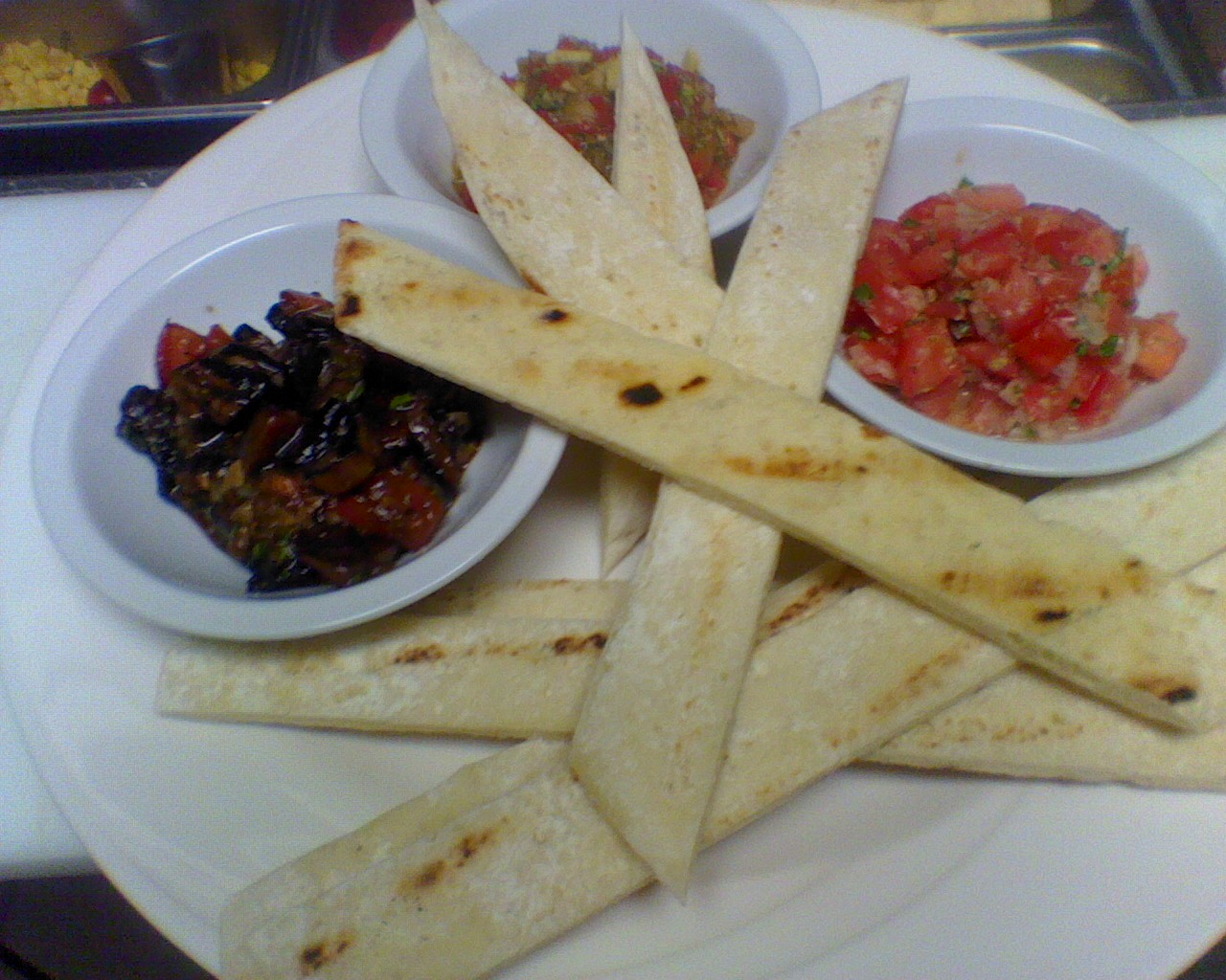 New Bar Menu Trio Bruschetta