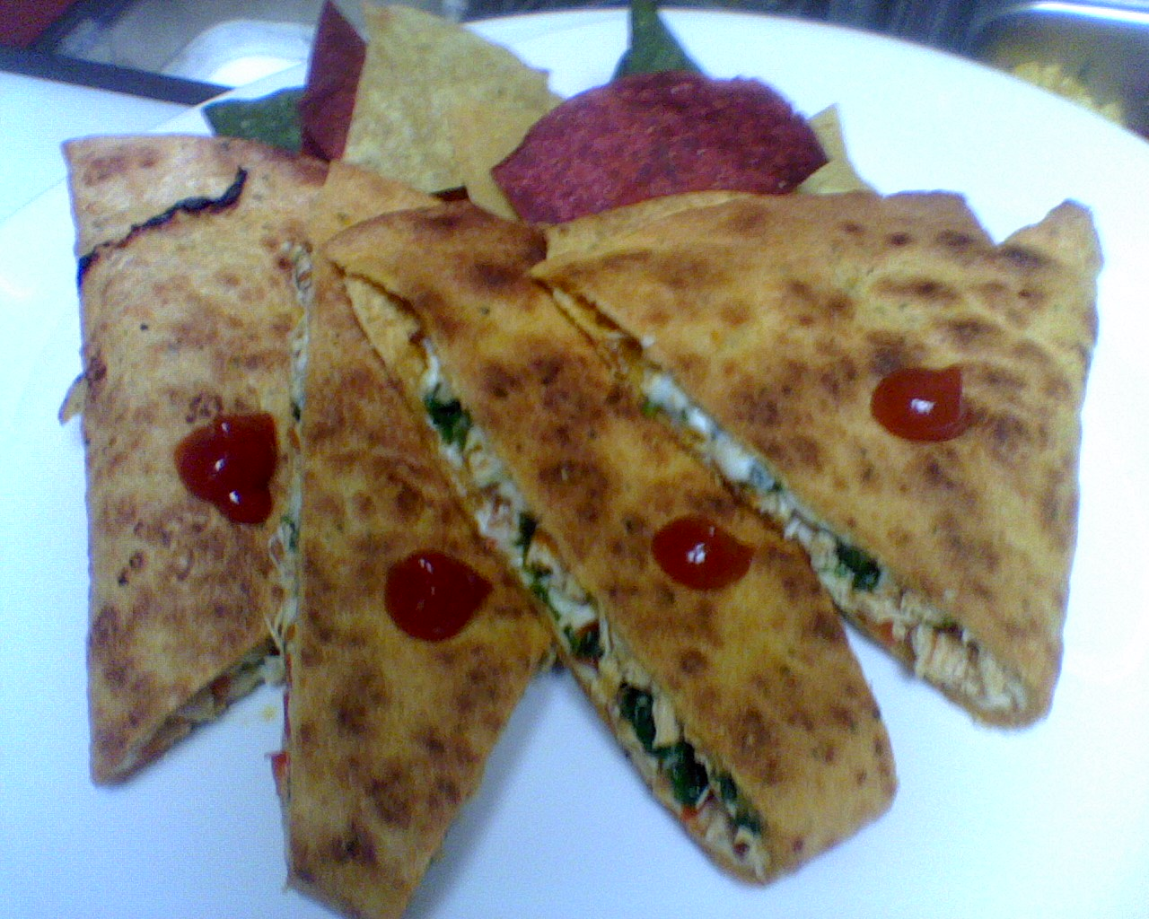 New Bar Menu Trio Quesadilla 2
