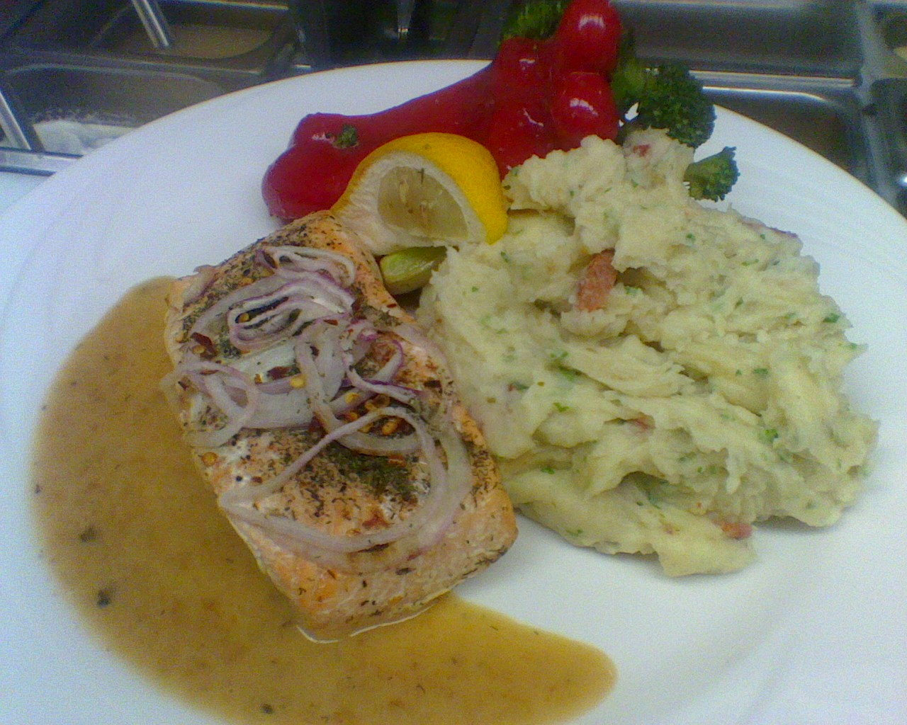 Lemon Salmon Special 3