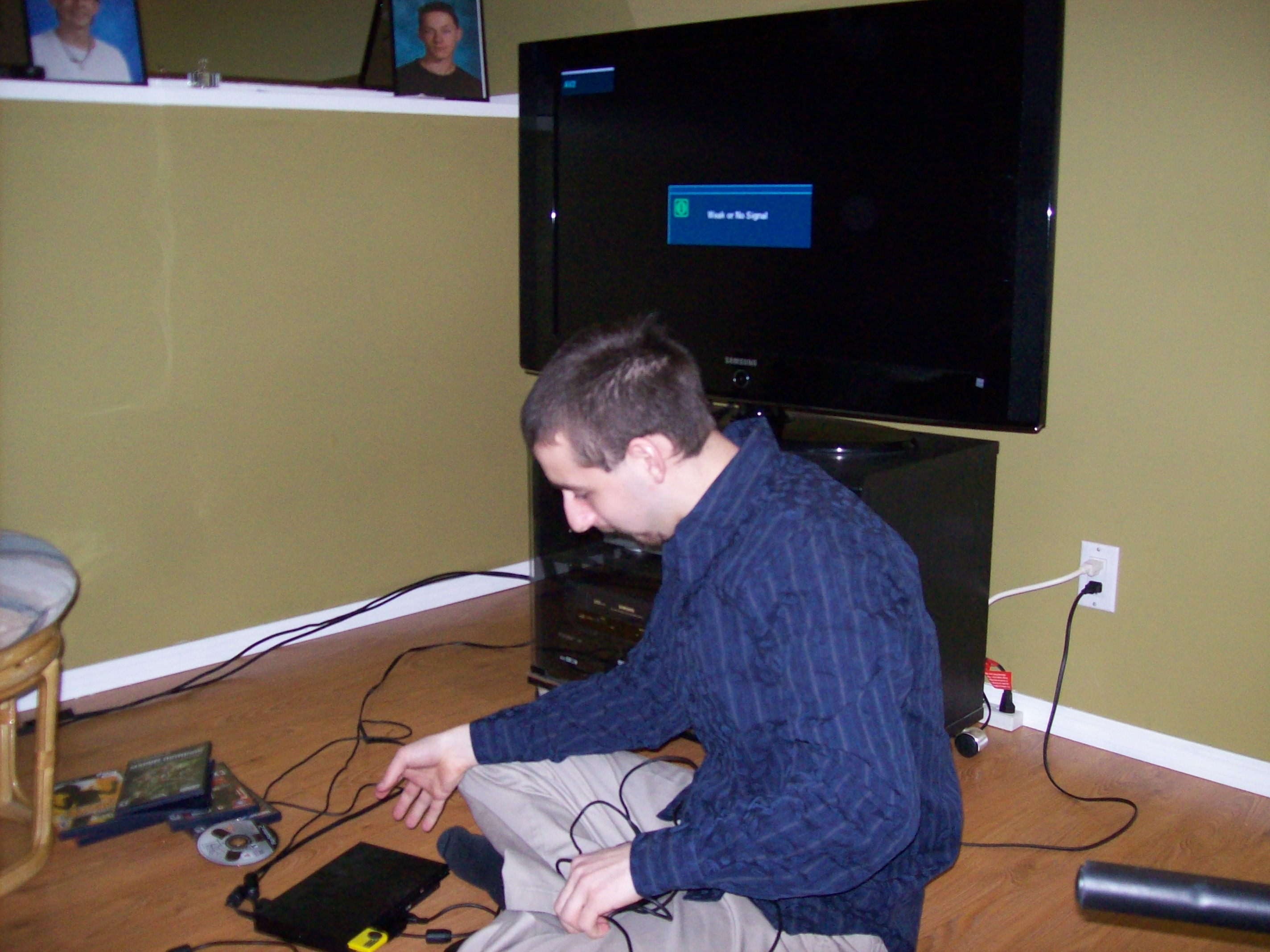 Setting Up The PS2