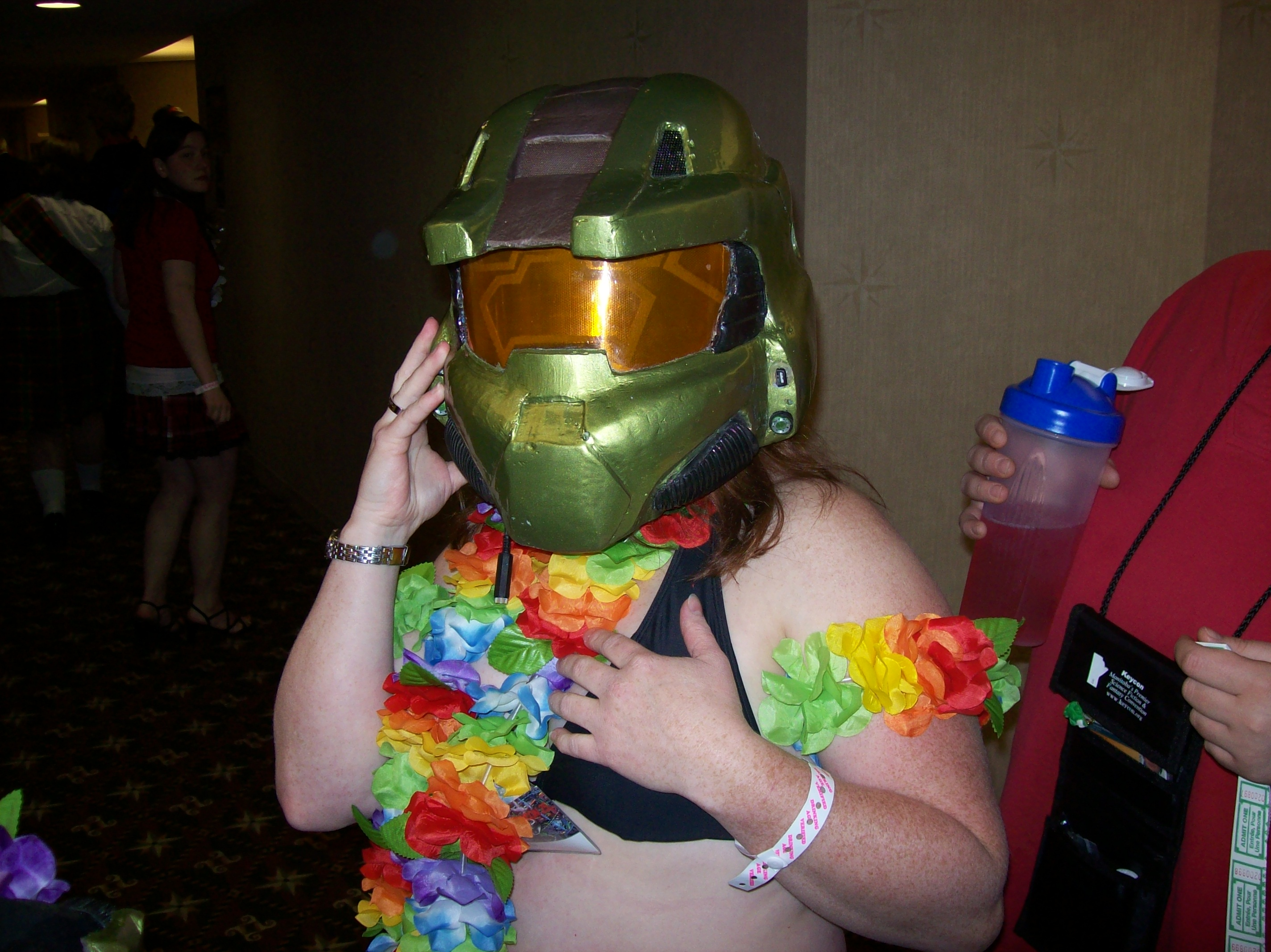 Master Chief Just Got Sexy