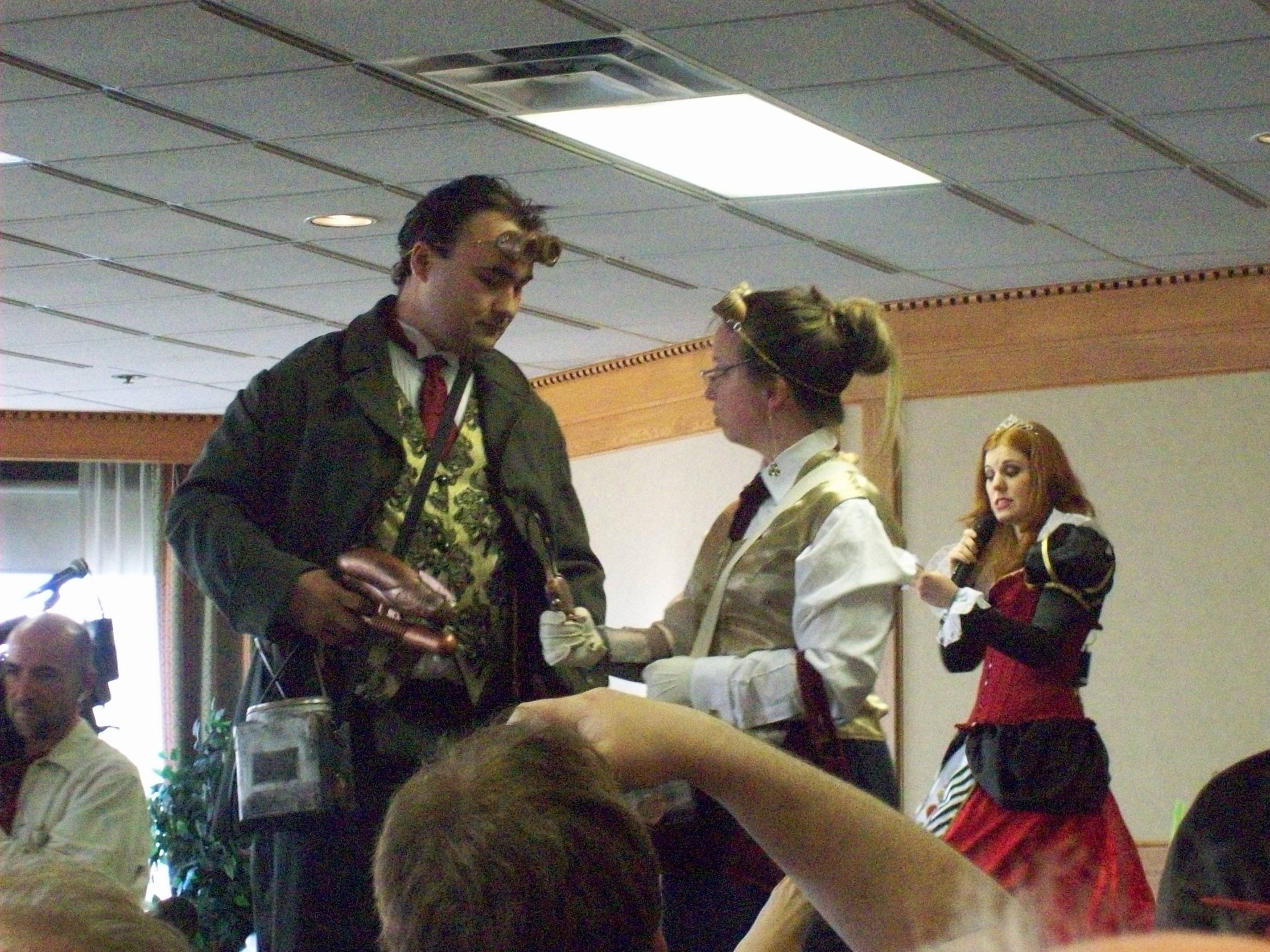 Steam Punk People 2