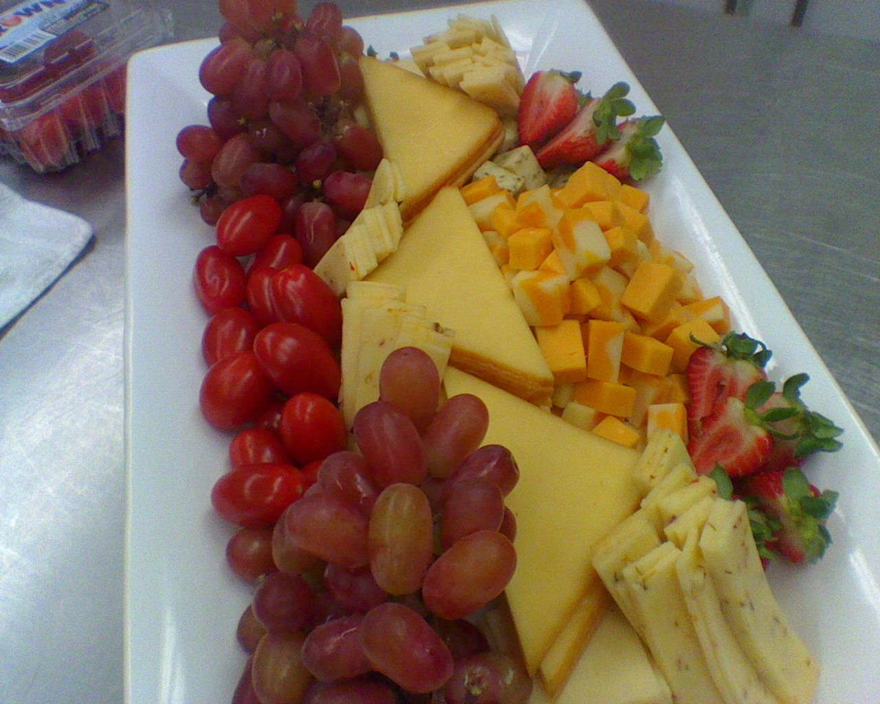 Cheese Plate I Put Together 2