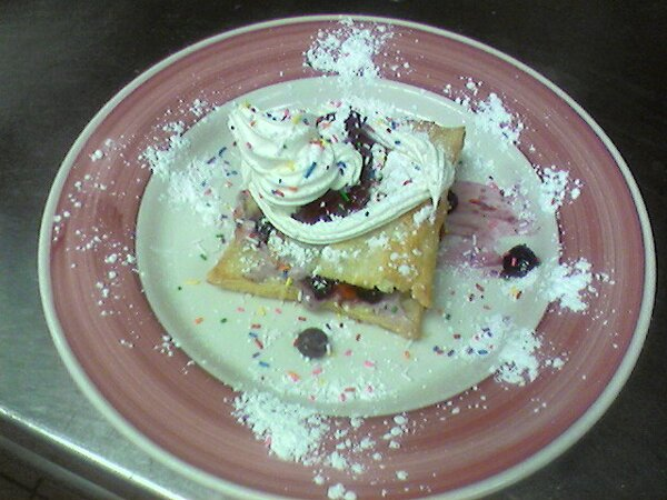 Dessert I Made At Perkins II
