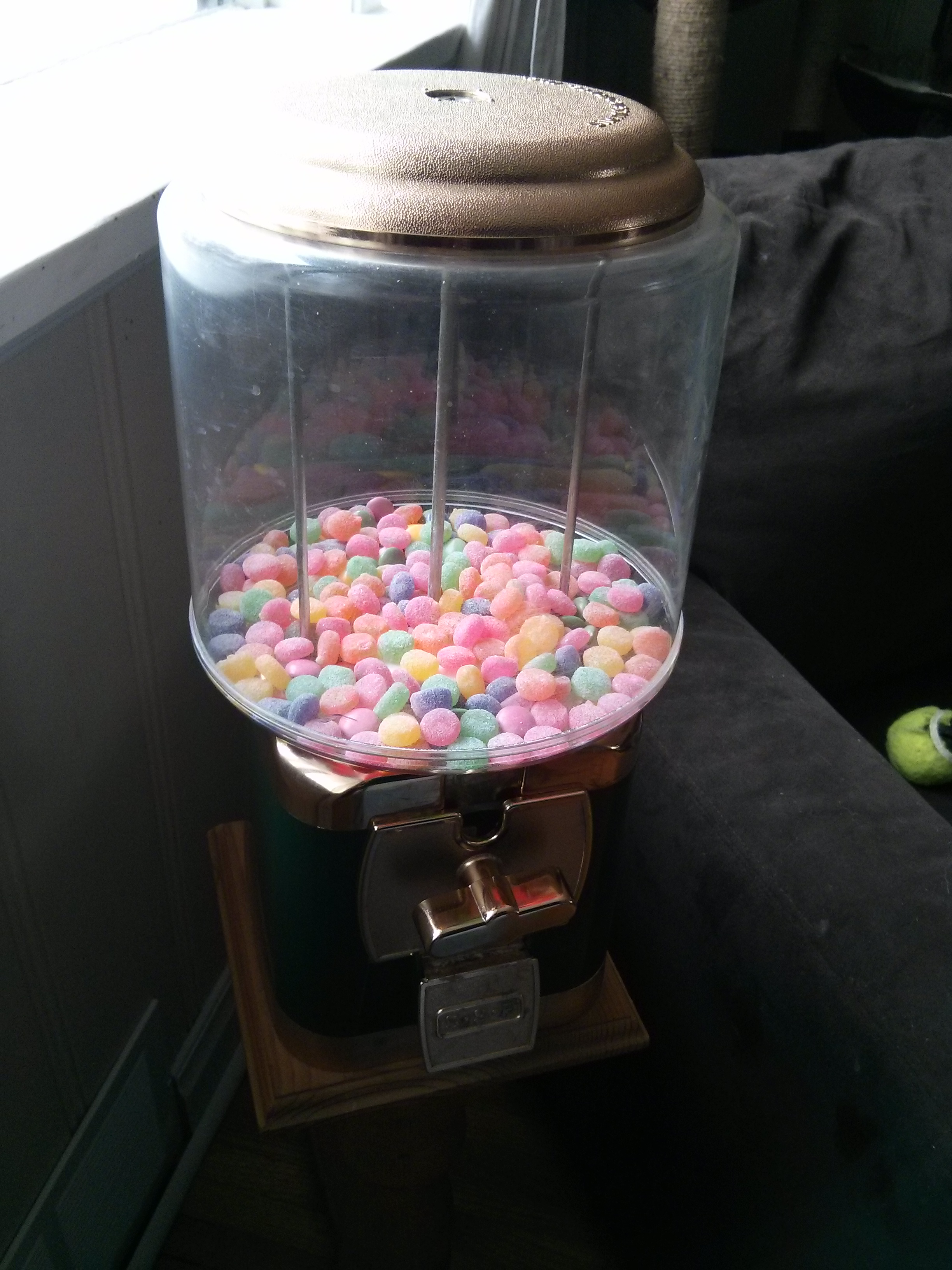 New Candy Machine