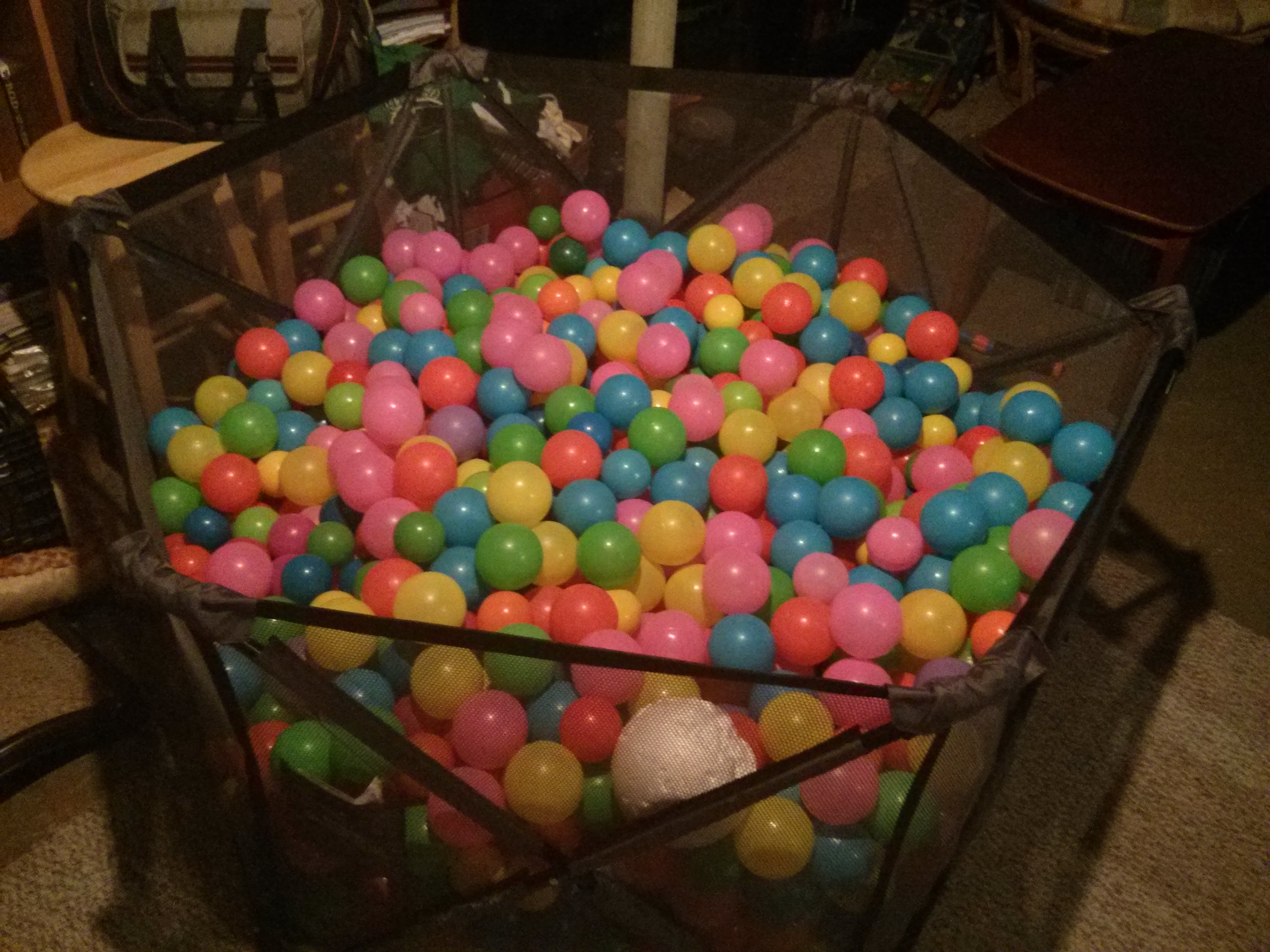 New Ball Pit