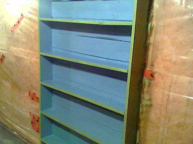Bookcase I Built