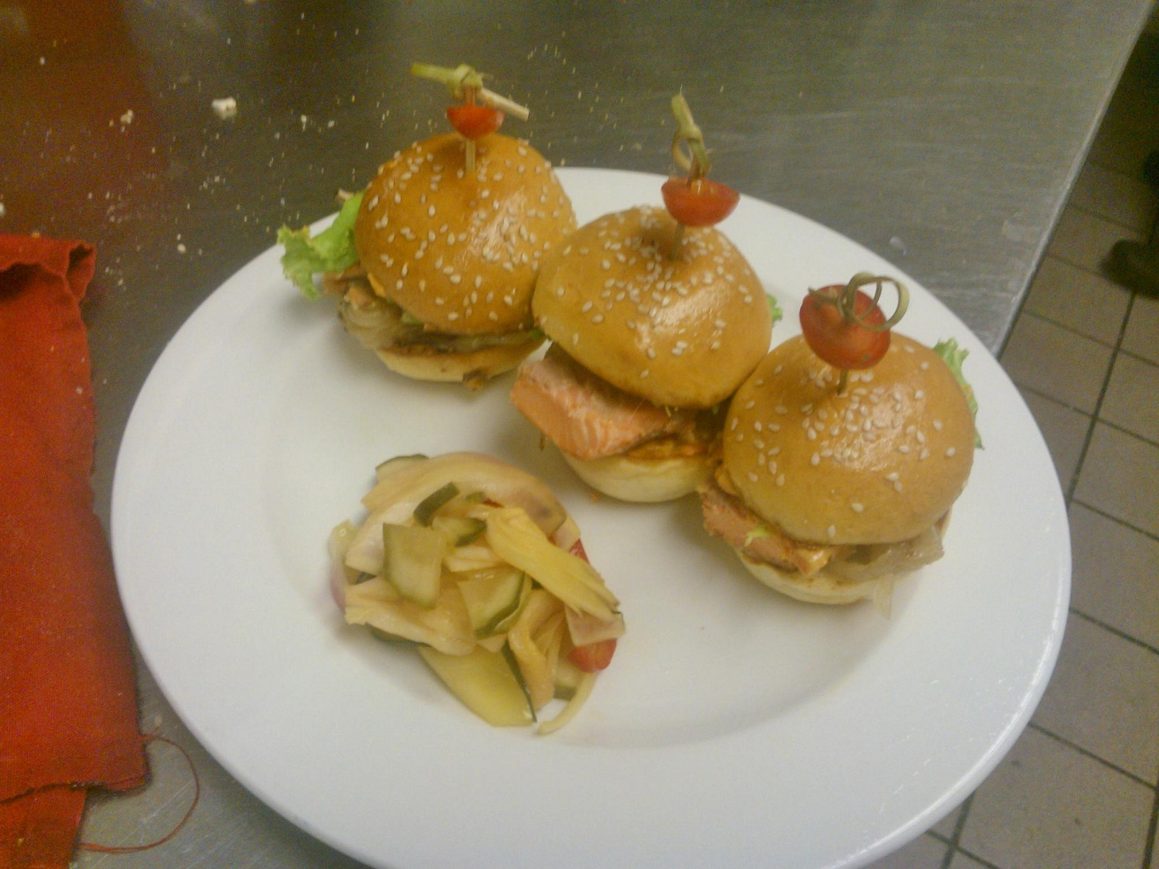 Trout Sliders