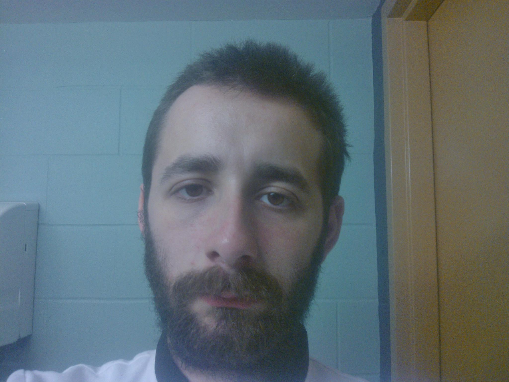 My New Beard Growth 2