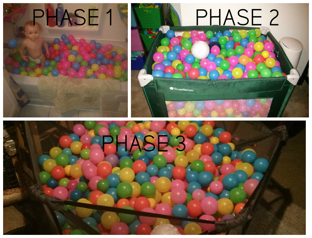 Ball Pit Phases