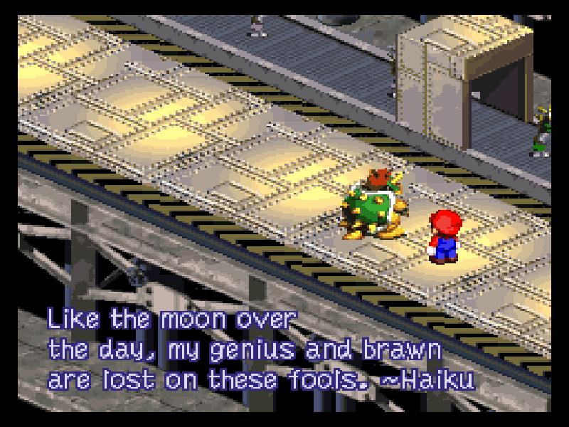 RTTP: Super Mario RPG: Legend of the Seven Stars | NeoGAF
