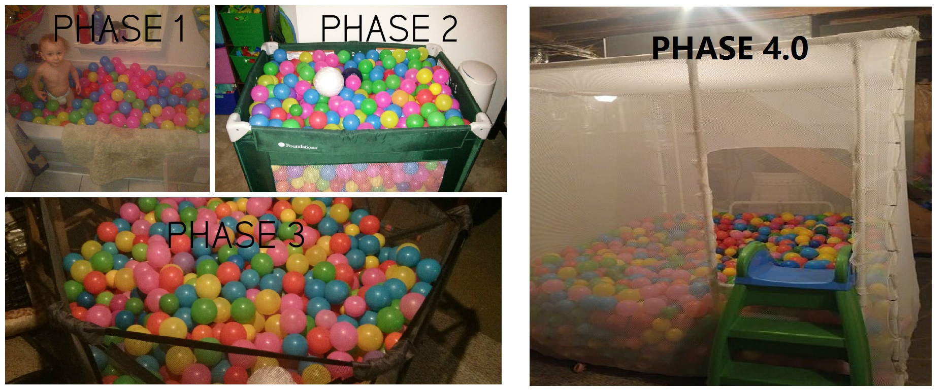 Phase 4.0 Ballpit